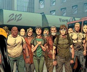 Художник комикса X-Men Gold прятал в комиксе антисемитскую символику