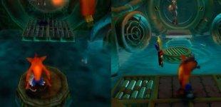 Crash Bandicoot N. Sane Trilogy. Сравнение ремастера и оригинала