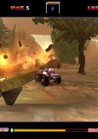 Обложка 4x4 Dream Race