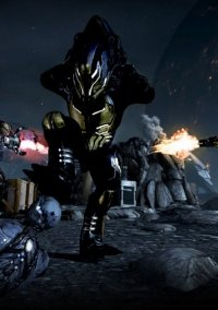 Обложка Mass Effect 3: Resurgence Pack