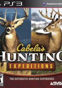 Обложка Cabela's Hunting Expeditions