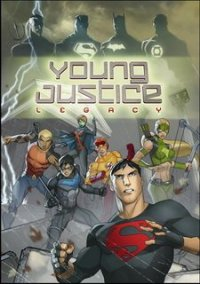 Обложка Young Justice: Legacy