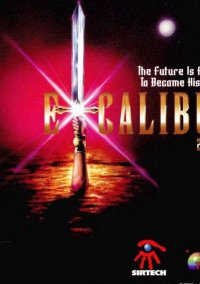 Обложка Excalibur 2555 A.D.