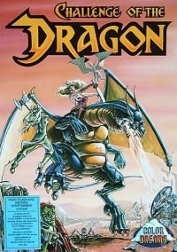 Обложка Challenge of the Dragon