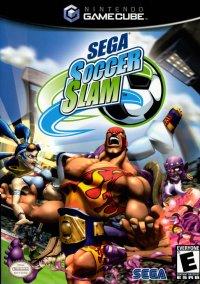 Обложка Sega Soccer Slam