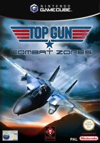 Обложка Top Gun: Combat Zones