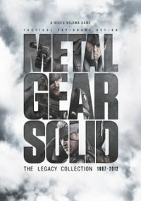 Обложка Metal Gear Solid: The Legacy Collection