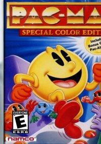 Обложка Pac-Man: Special Color Edition