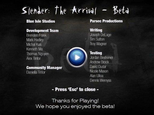 Slender: The Arrival. Геймплейный трейлер хоррора