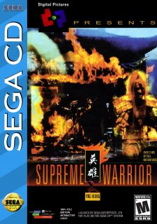 Supreme Warrior