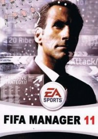 Обложка FIFA Manager 11