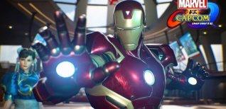 Marvel vs. Capcom: Infinite. Сюжетный трейлер