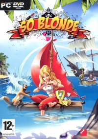 Обложка So Blonde