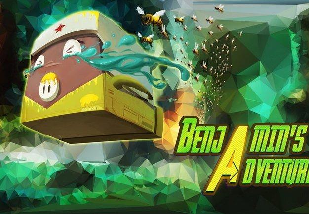 Journey: Benjamin's Adventures. Релизный трейлер