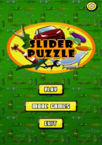 Word Sliding Puzzles – фото обложки игры