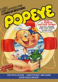 Обложка Popeye