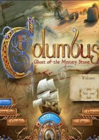 Обложка Columbus: Ghost of the Mystery Stone