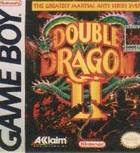 Обложка Double Dragon II