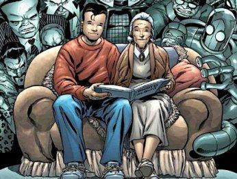 Питер Паркер и тетя Мэй: самые неловкие моменты