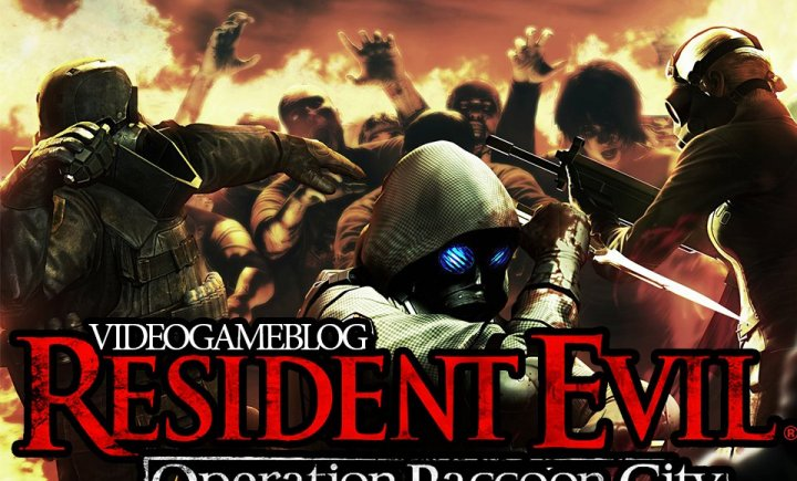 VideoGameBlog - Resident Evil: Operation Racoon City