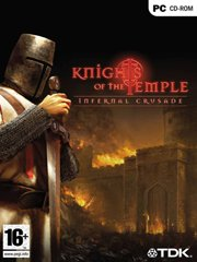 Обложка Knights of the Temple: Infernal Crusade