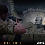 Скриншот Sniper Elite III - Save Churchill Part 1: In Shadows