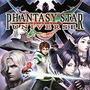 Обложка Phantasy Star Universe