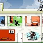 Скриншот Stickman ClickDeath Motel – Изображение 2