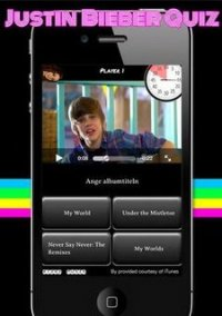 Обложка Justin Bieber Quizzle