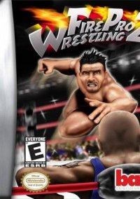 Обложка Fire Pro Wrestling 2