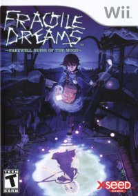 Fragile Dreams: Farewell Ruins of the Moon – фото обложки игры