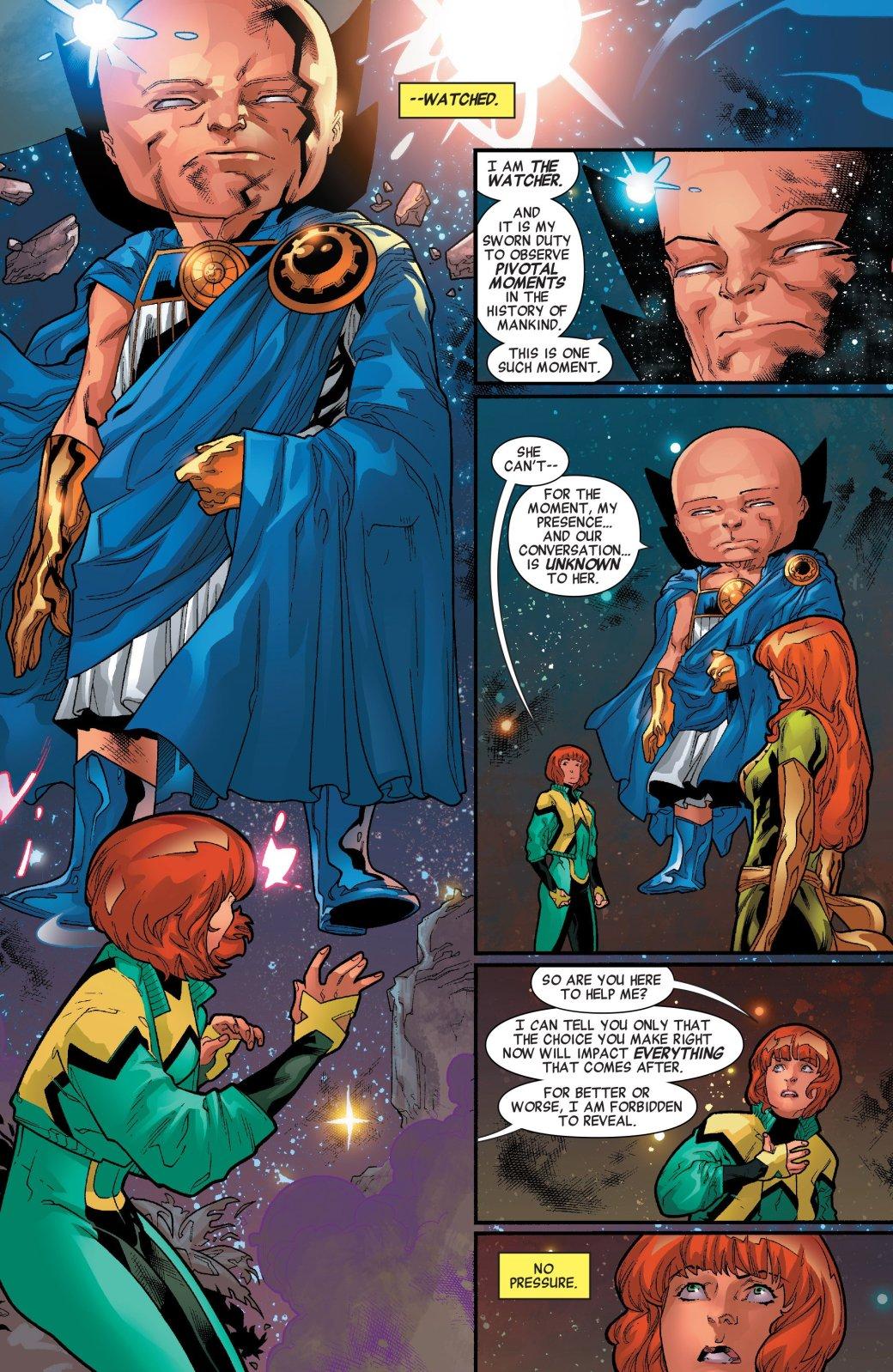 Marvel Generations: Чем закончилась встреча двух Джин Грей?. - Изображение 4