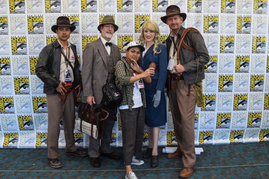 Лучший косплей San Diego Comic-Con International 2017. - Изображение 22