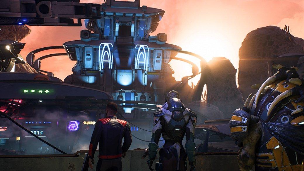 Рецензия на Mass Effect: Andromeda - Изображение 9