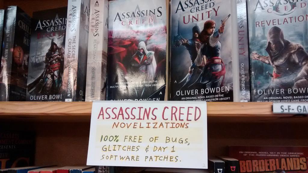 Так и надо продавать книги по играм - Изображение 1