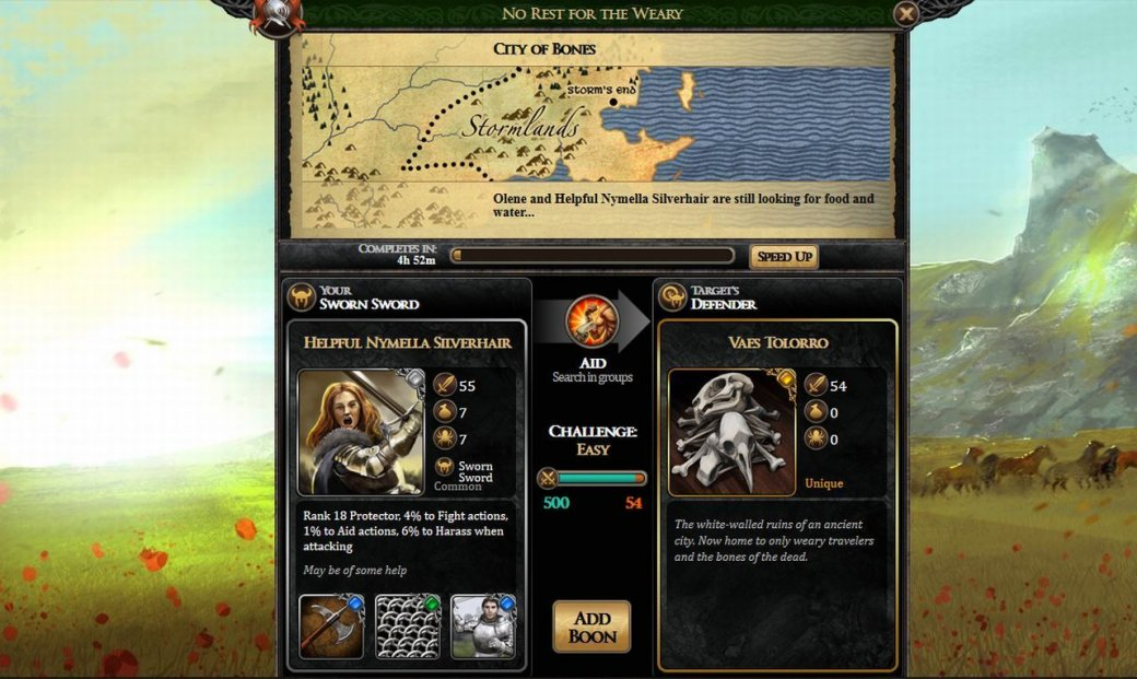 Kongregate издаст экономическую «Игру престолов» на мобильных - Изображение 1