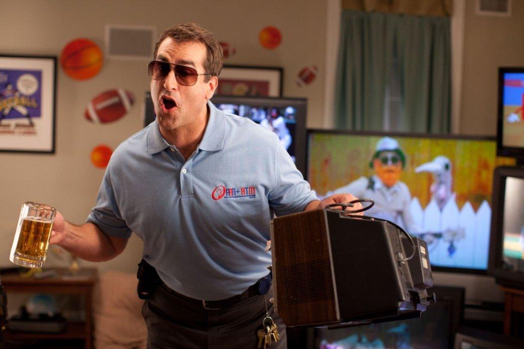 Комик Роб Риггл сыграет Фрэнка в экранизации Dead Rising - Изображение 1