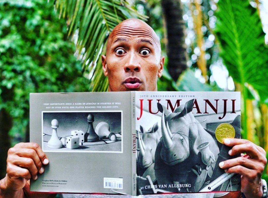 Дуэйн Джонсон назвал новую «Джуманджи» сиквелом оригинала - Изображение 1