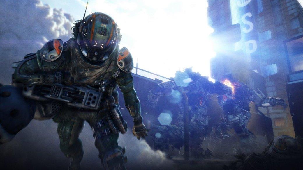 Анонсирована пробная версия Titanfall 2