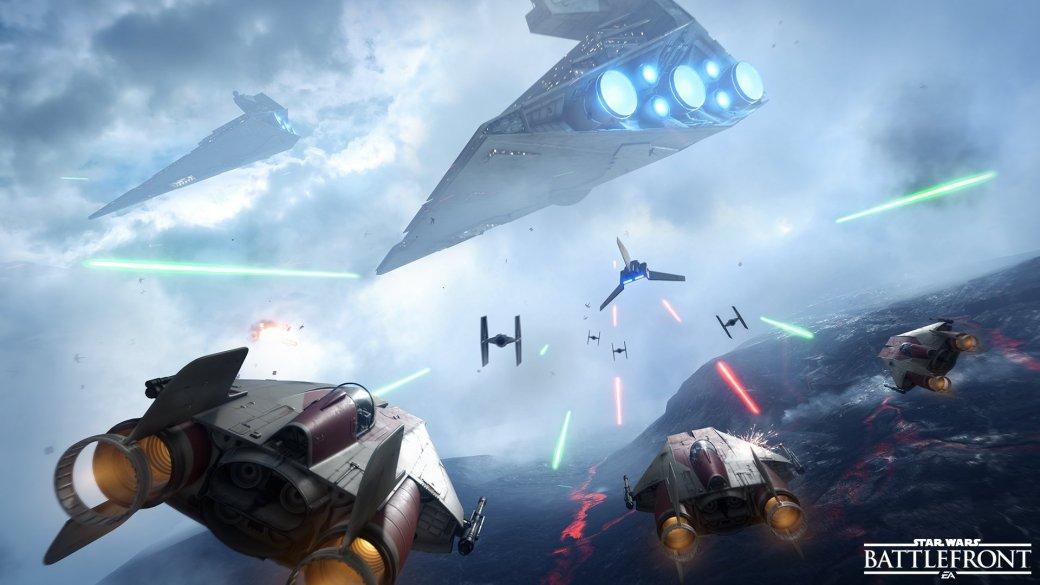 Впечатления от беты Star Wars: Battlefront. - Изображение 1