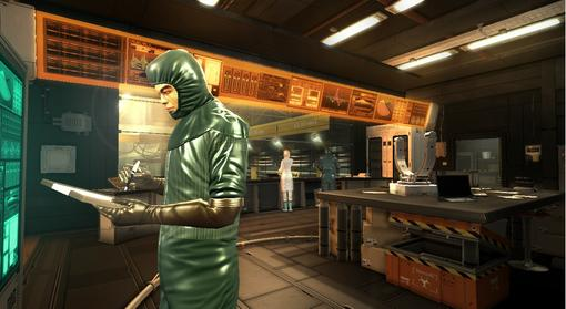Прохождение Deus Ex Human Revolution. - Изображение 16
