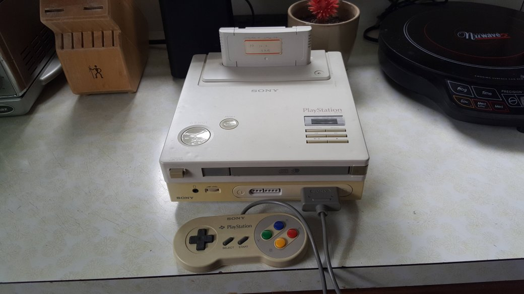 Прототип Nintendo Play Station: консоль, без которой ничего бы не было - Изображение 2