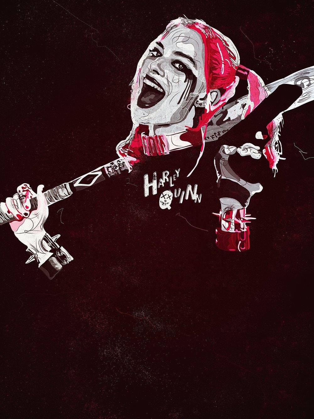 Арты «Отряда самоубийц», которые выглядят круче официальных постеров - Изображение 10