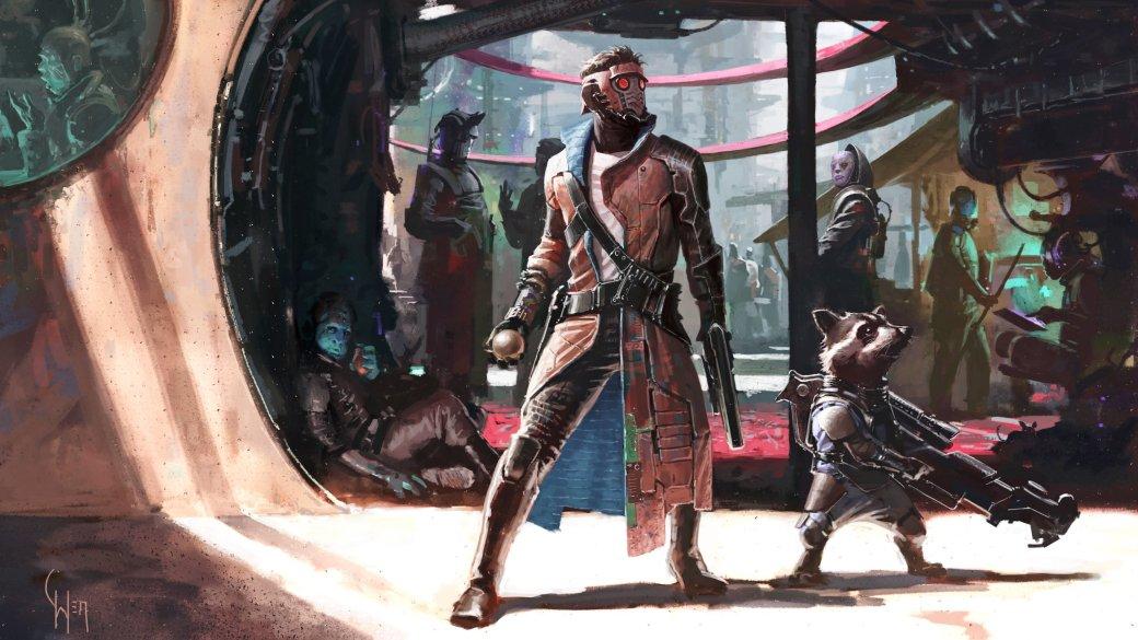 Режиссер «Стражей Галактики 2» опроверг все слухи об отце Старлорда - Изображение 1