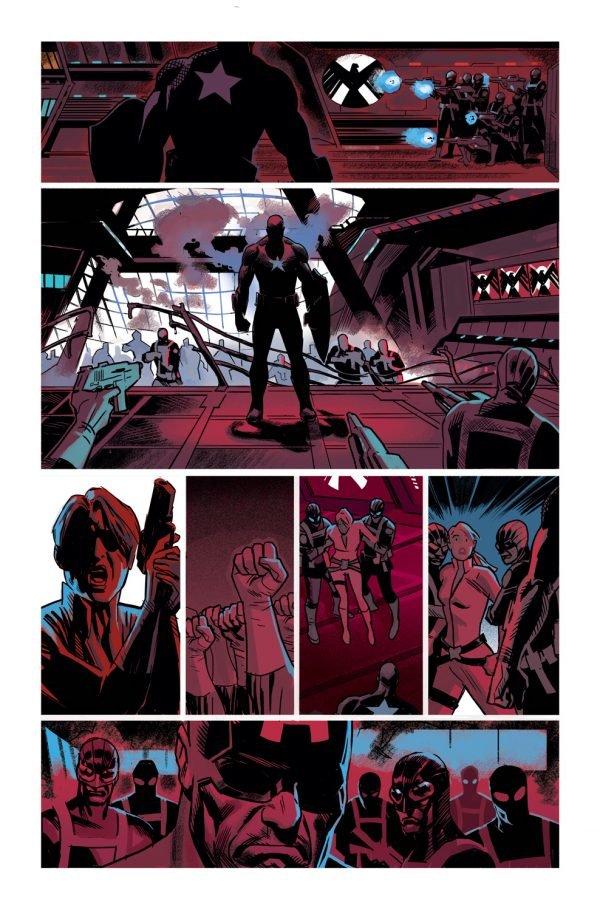 Капитан Америка всегда был агентом Гидры, в буквальном смысле - Изображение 1