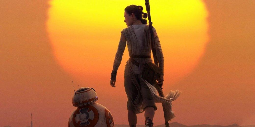 Рецензия Трофимова на «Звездные войны: Пробуждение Силы» - Изображение 1