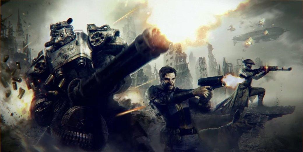VR-версия Fallout 4 выйдет на HTC Vive. - Изображение 1