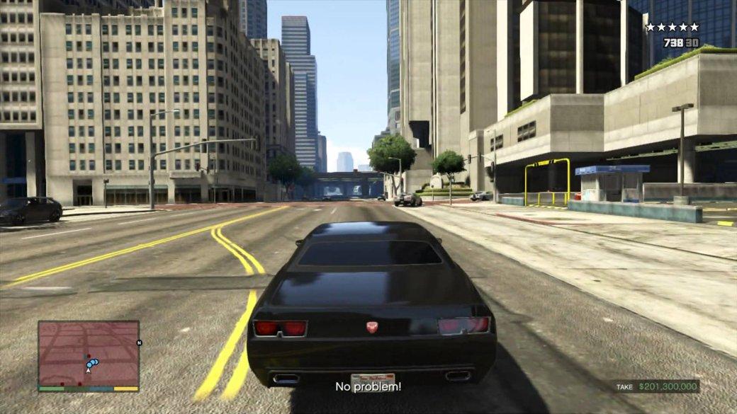 Grand Theft Auto V. Что же еще? - Изображение 7