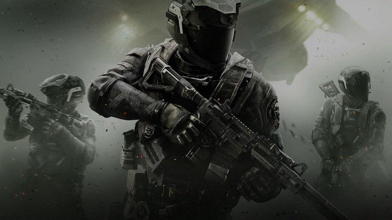 Activision убила CoD? В Infinite Warfare в Steam почти никто не играет - Изображение 1