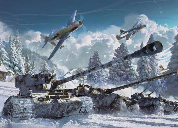 Весеннее обновление War Thunder пополнило игру ледяным перевалом - Изображение 1